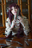 Doki Doki Literature Club - Yuri by MeganCoffey