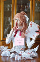Just Monika XIII by MeganCoffey
