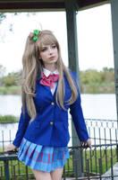 Kotori - Uniform III by MeganCoffey