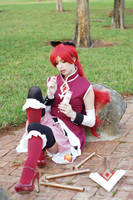 Kyoko III by MeganCoffey