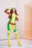 X-men - Rogue by MeganCoffey