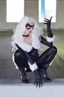 Black Cat II by MeganCoffey