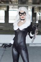 Black Cat X by MeganCoffey