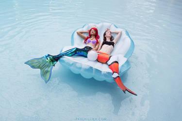 Under the Sea by MeganCoffey