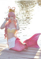 Sunset Shirahoshi IV by MeganCoffey