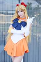 SM - Sailor Venus by MeganCoffey