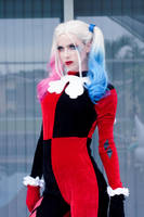 Harley Quinn II by MeganCoffey