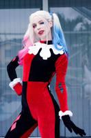 Harley Quinn VI by MeganCoffey