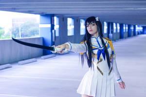Satsuki Kiryuin III by MeganCoffey