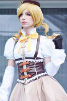 Mami Tomoe by MeganCoffey