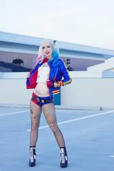 SS Harley Quinn VI by MeganCoffey