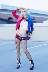 SS Harley Quinn VII by MeganCoffey