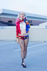 SS Harley Quinn VIII by MeganCoffey