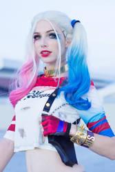 SS Harley Quinn IX by MeganCoffey