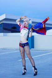 SS Harley Quinn XIV by MeganCoffey