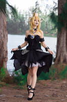 Bowsette - Forest III by MeganCoffey