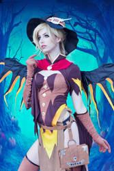 Haunting - Witch Mercy V by MeganCoffey