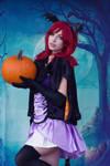 Halloween Maki 2018 V by MeganCoffey