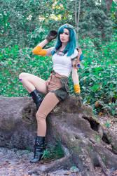 Bulma - Treetops VII by MeganCoffey