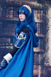 Lucina - Library by MeganCoffey