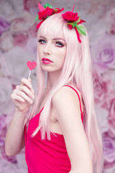 Valentines Darling VIII by MeganCoffey