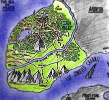 Eden Valley (Map Updated) by Beltizar