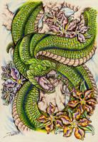 Snake II by ElTri