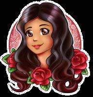 Rose by Amalika