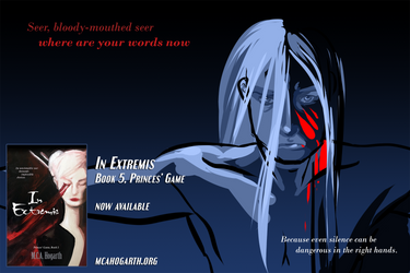 Book Teaser: In Extremis (2) by mcah