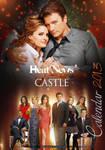 Castle - Heat News Mag Calendar by nono-xoxo