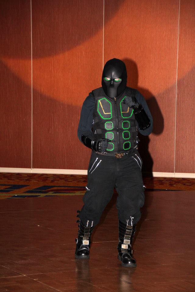 Ninja-X by schooltrashers