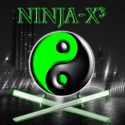 Ninja-X Official Logo by schooltrashers