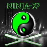 Ninja-X Official Logo by schooltrashers