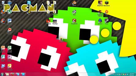 My Desktop by AfterField