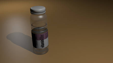 Vitamin Water by AfterField