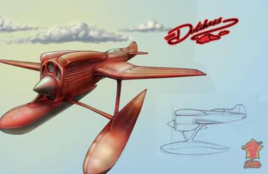 Float Plane by PeNcIl-ReBeLlIoN