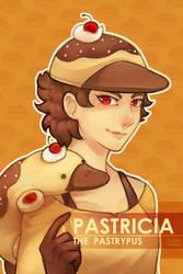 My Breadfriends   PASTRICIA by lBlacKiE-MaiDeNl