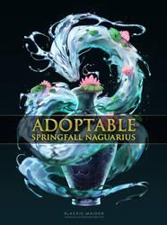[CLOSED] Adoptable   Springfall Naguarius by lBlacKiE-MaiDeNl