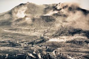 Mount Saint Helens by arnaudperret