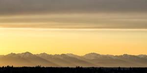 Olympic Sunset by arnaudperret