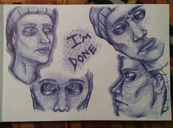 I'm Done by xx-StarrySkies-xx