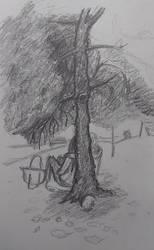 Graphite Sketch by xx-StarrySkies-xx