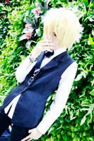 Shizuo smoke by princekt