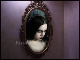 Cursed Mirror by VampMab