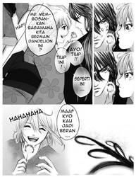 memories of dandelion 1(3) by noanio