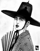 Kim Seok Jin by noanio