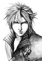 Cloud Strife by noanio