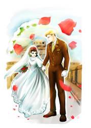 Rose of Anzio by noanio