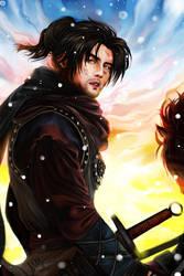 Suga The leader of rebellion by noanio