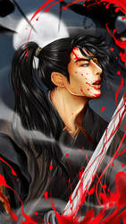 Jungkook The Killer by noanio